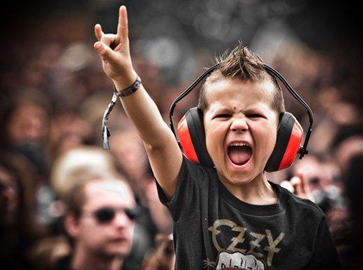 «Семья игород— растём вместе» иДетский рок-фестиваль