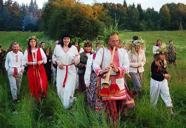 Праздник «Иван Купала»