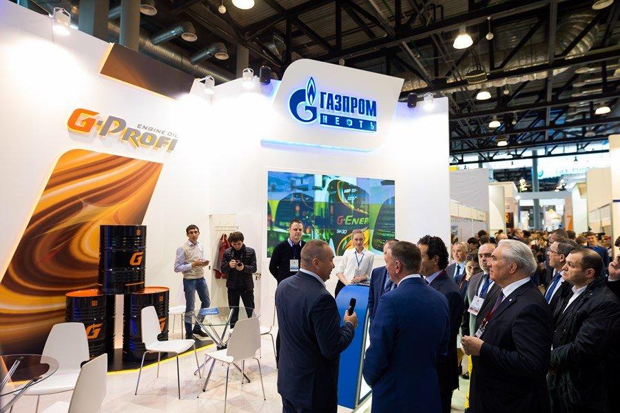 Российский нефтегазохимический форум имеждународная выставка «Газ.Нефть. Технологии»