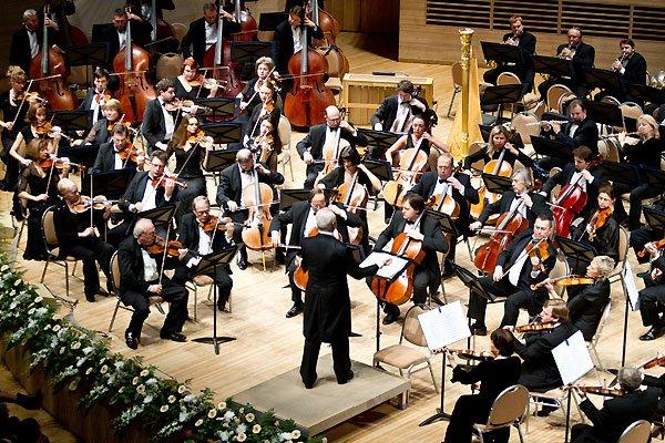 Концерты «Владимир Спиваков приглашает...»