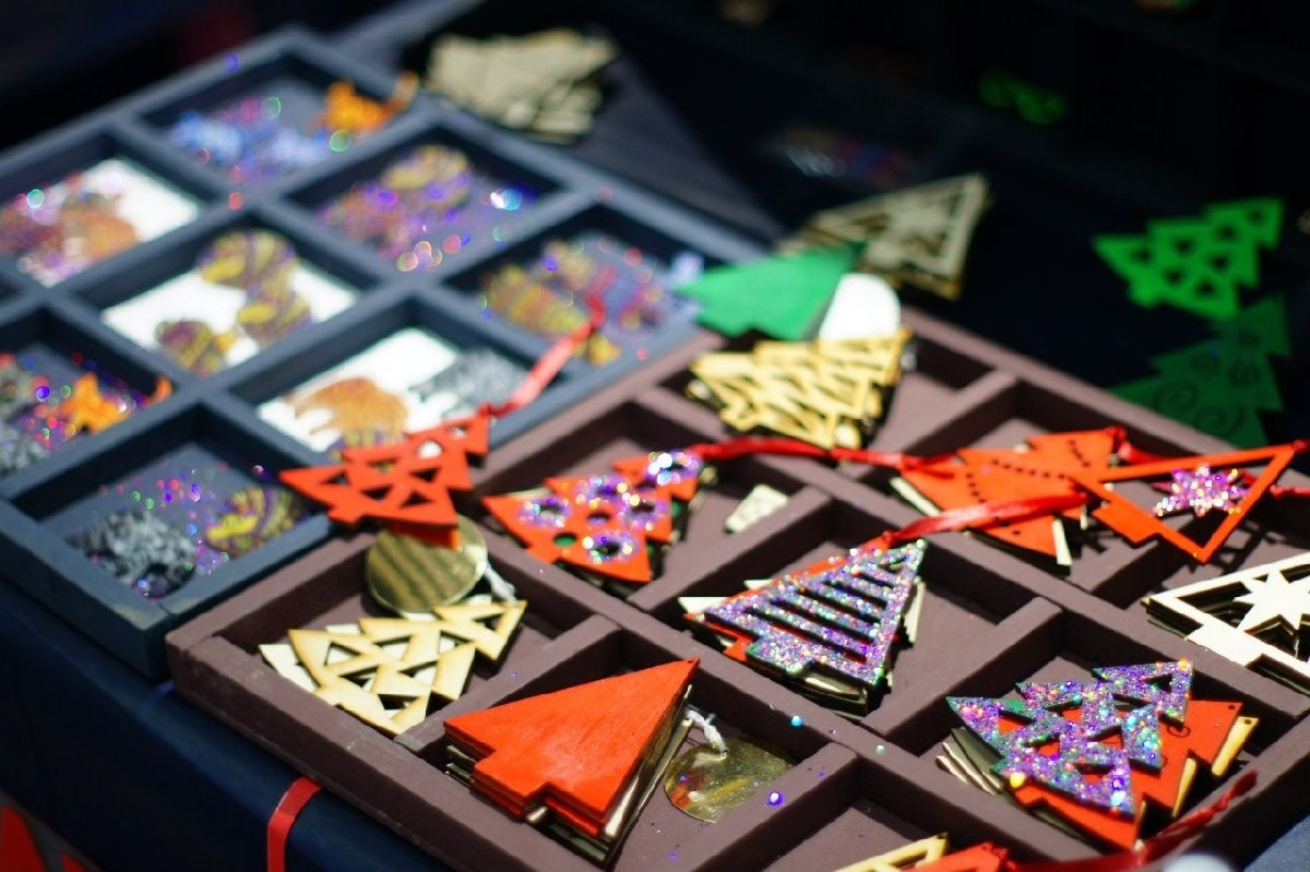 Новогодние выставки— ярмарки вУфе