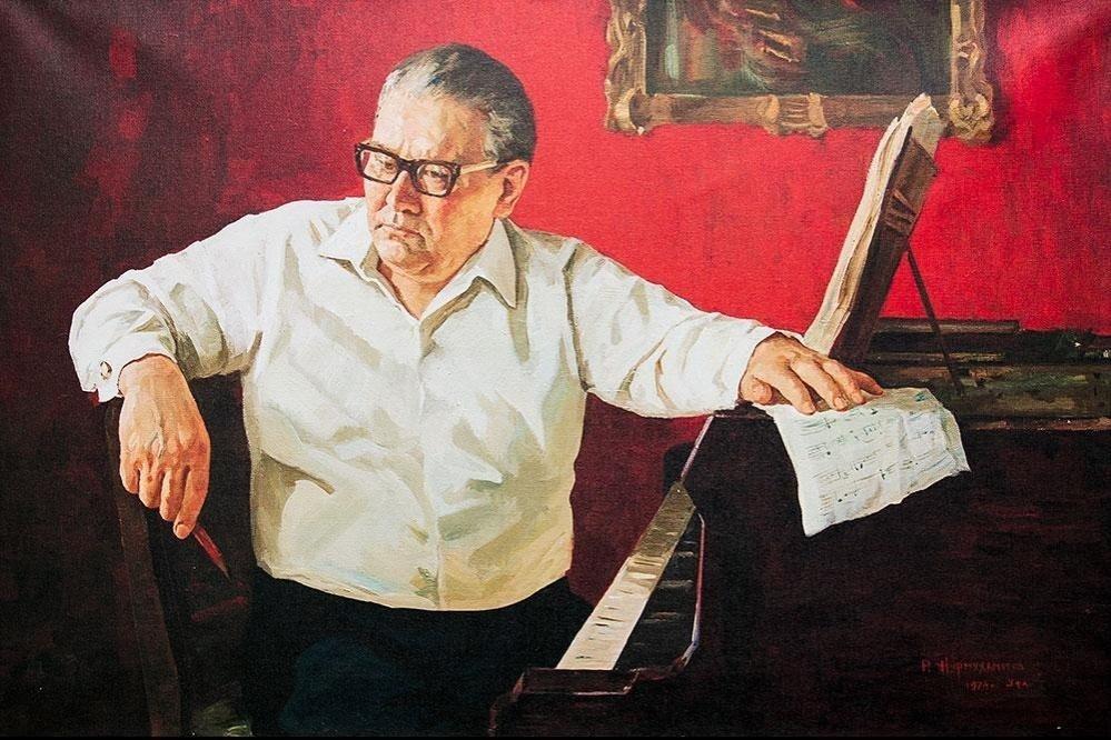 Выставка «Загир Исмагилов: откурая дооперы»