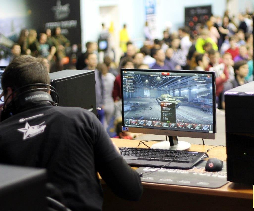 Киберспортивный турнир поигре «World ofTanks»