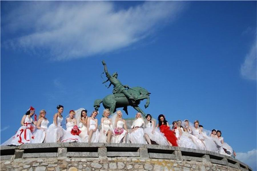 Праздник «Парад невест»