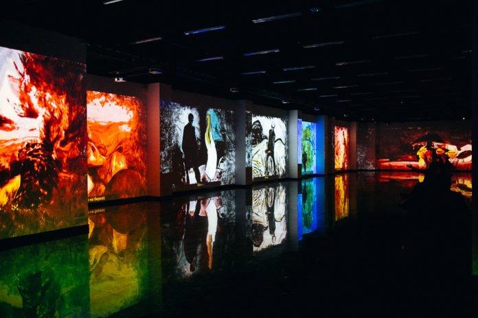 Выставка «Авангард— пространство цвета иформы»