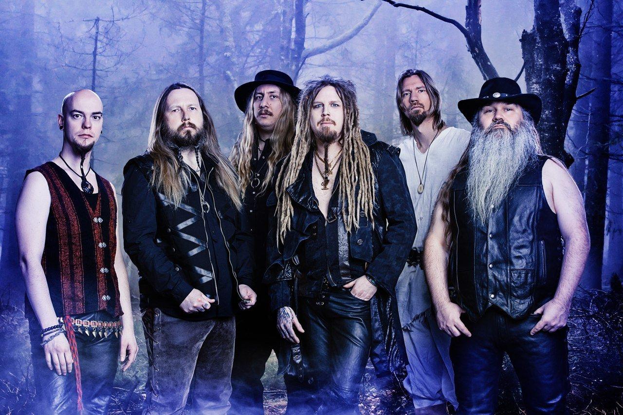 Концерт фолк-метал группы «Korpiklaani»