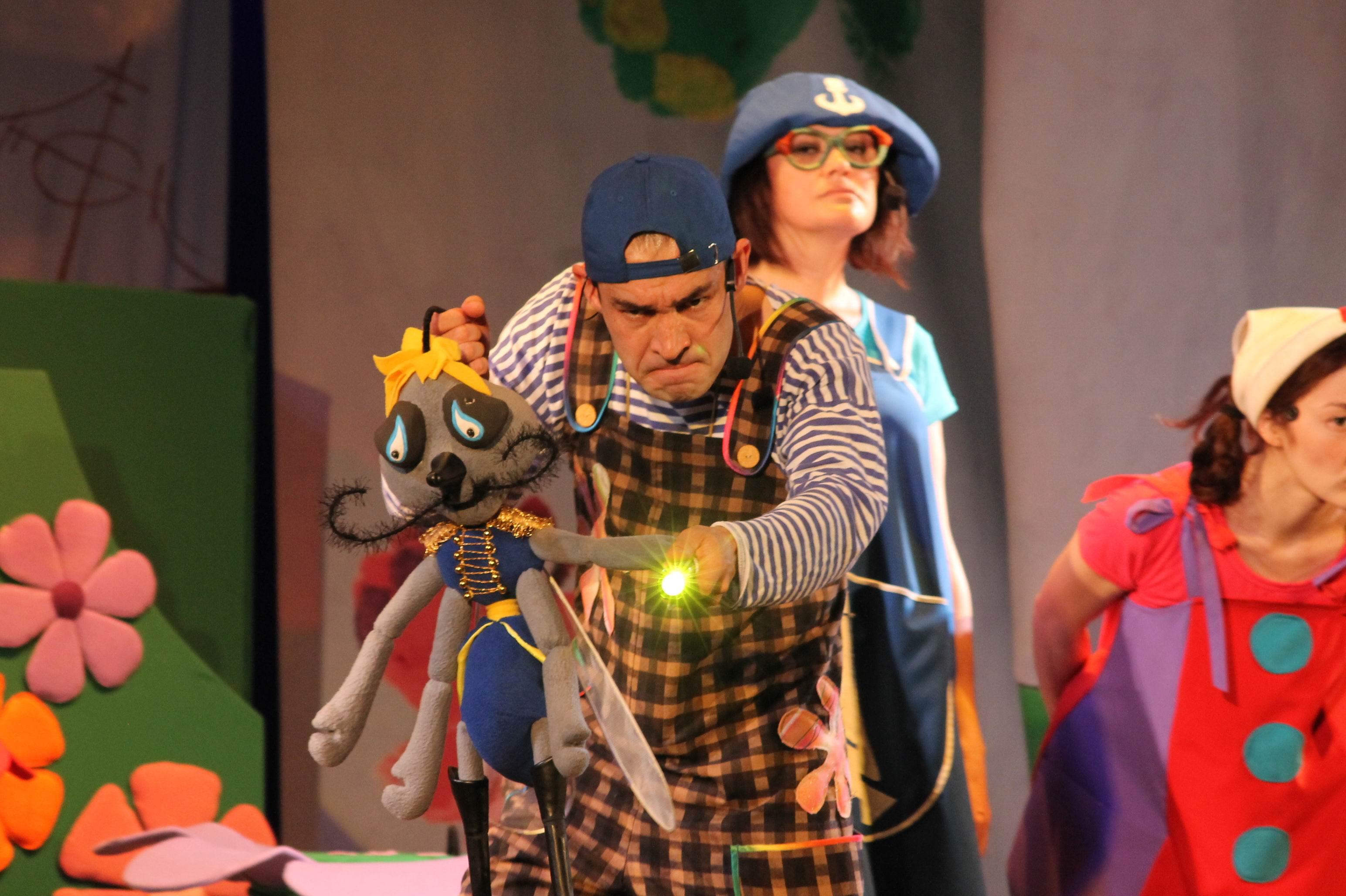 Спектакли вУфимском театре кукол