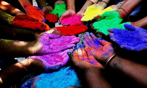 Фестиваль красок / ЦТиР «Мир»