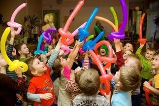 Праздник для детей «В гостях усказки»