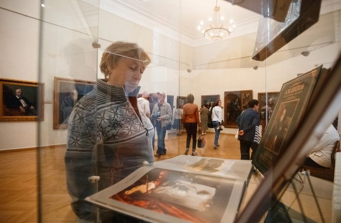«Ночь музеев»— 2016 вхудожественном музее им. М.В. Нестерова