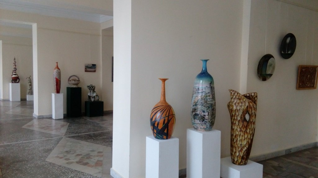 Выставка «Керамика»