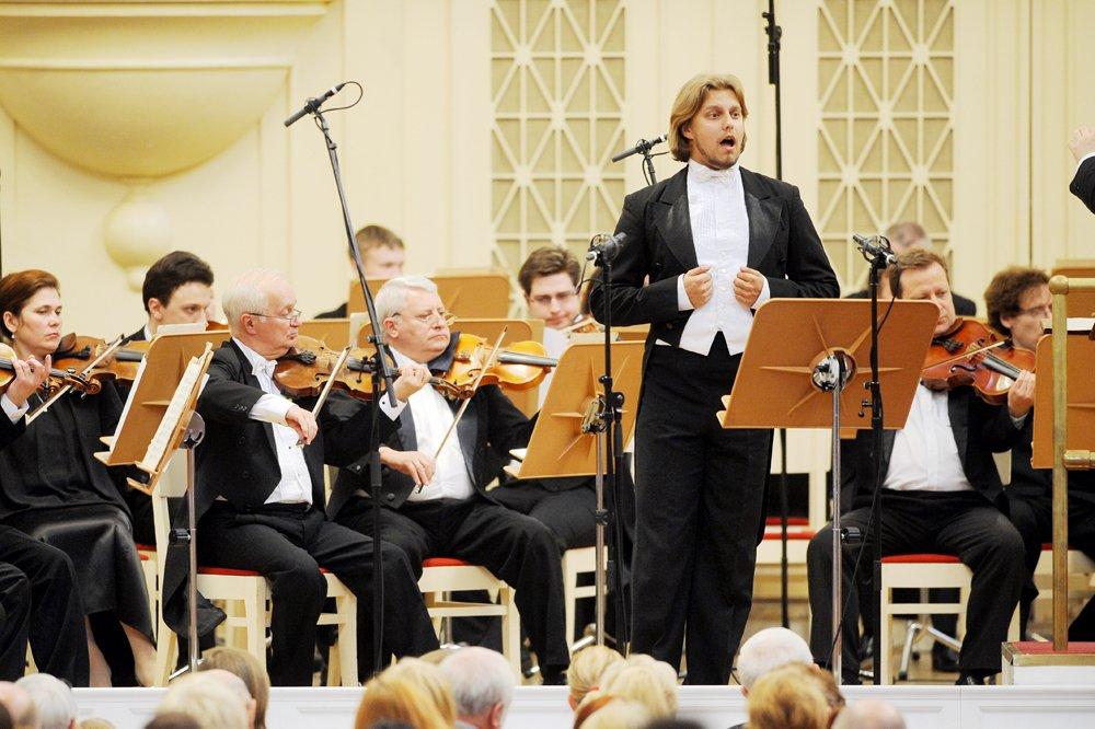 Гала-концерт сoлистов Мариинского театра