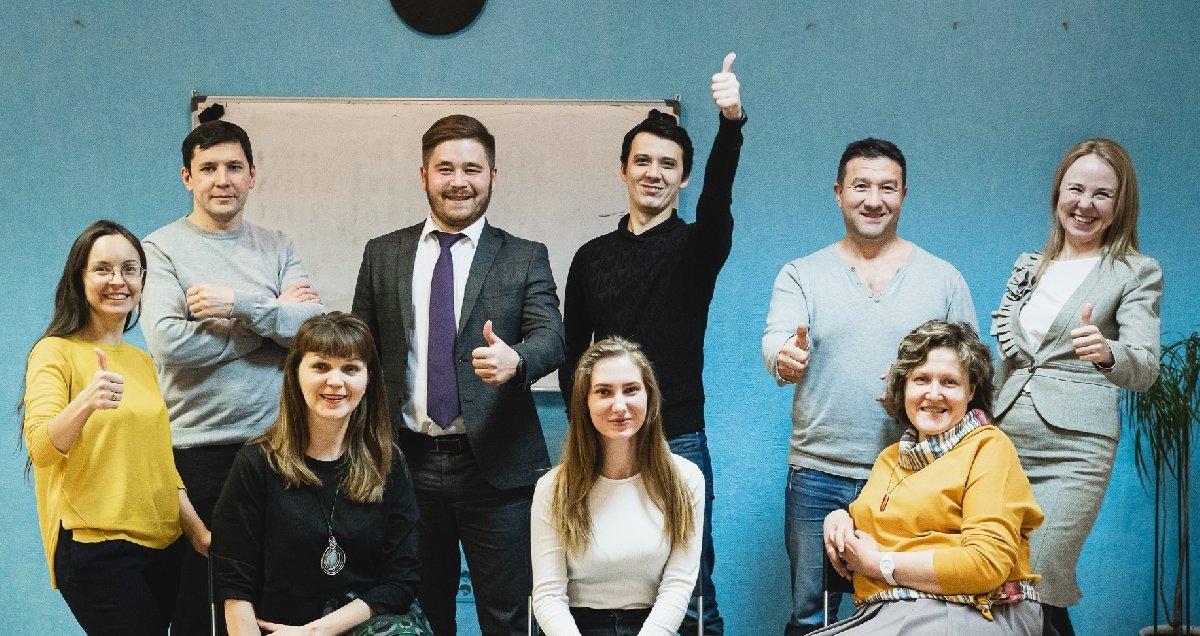 Встреча Клуба речевых коммуникаций Bankirovs Club