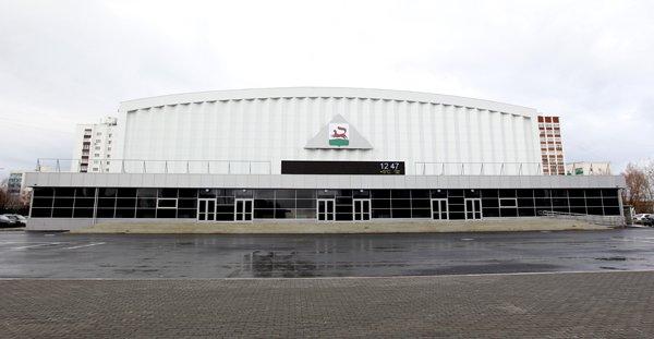 Дворец спорта «Салават Юлаев»