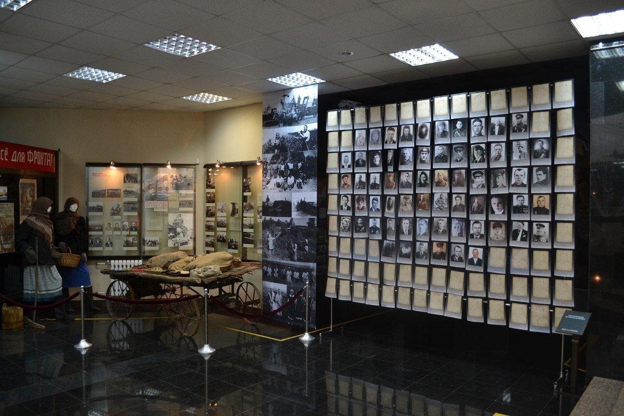 Выставка «Так начиналась война»