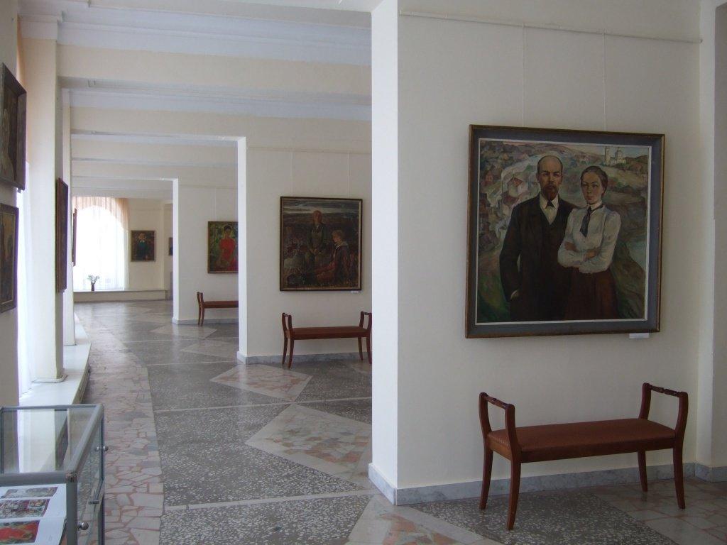 Выставочный зал «Ижад»