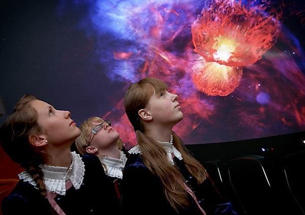Уфимский городской планетарий организует ВИДЕОКОНКУРС «Космос внашей жизни»