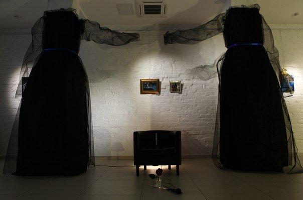 «Ночь музеев»— 2016 варт-галерее «Мирас».