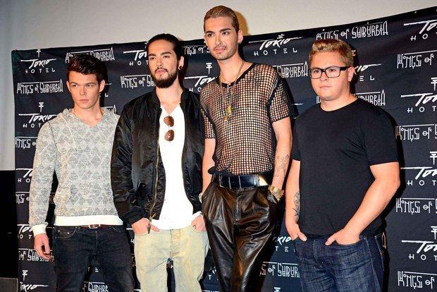 Концерт группы «Tokio Hotel»