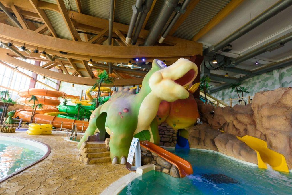 Уфимский аквапарк возобновляет свою работу