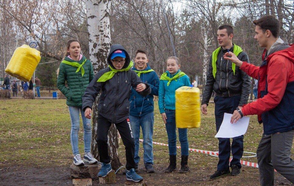 Фестиваль Scout Fest иквест потрилогии «Дивергент»