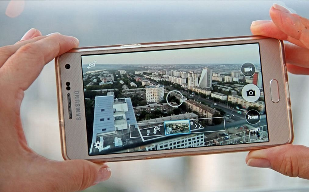 Выставка фотографий «Уфа навысоте»