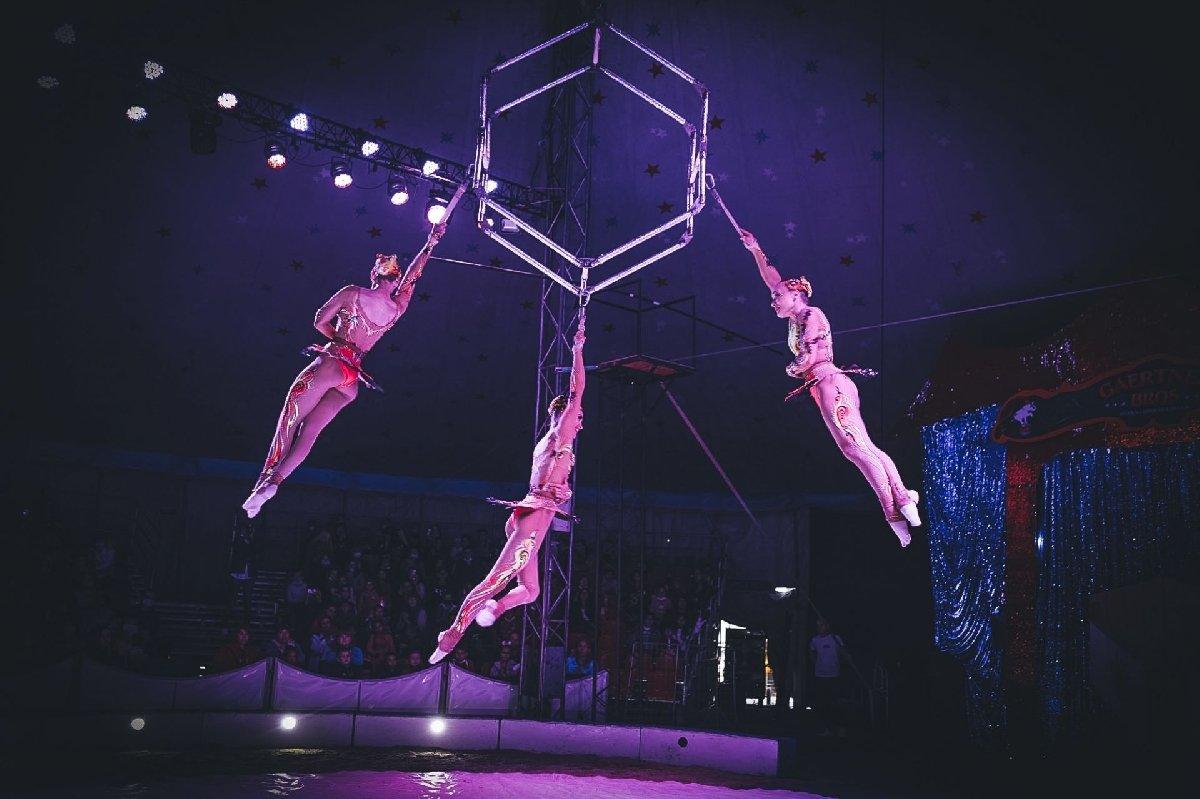 Цирковое шоу «EUPHORIA»