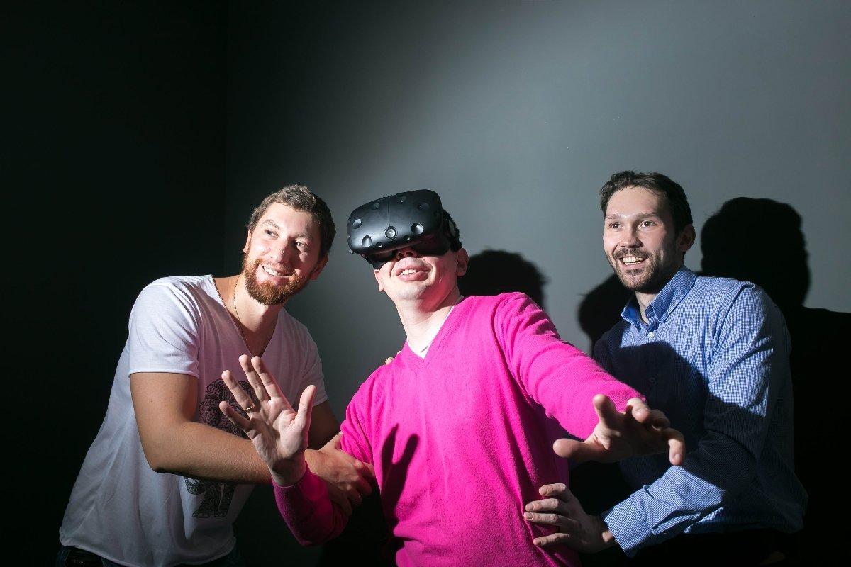 Клуб Виртуальной реальности «VR-UFA»