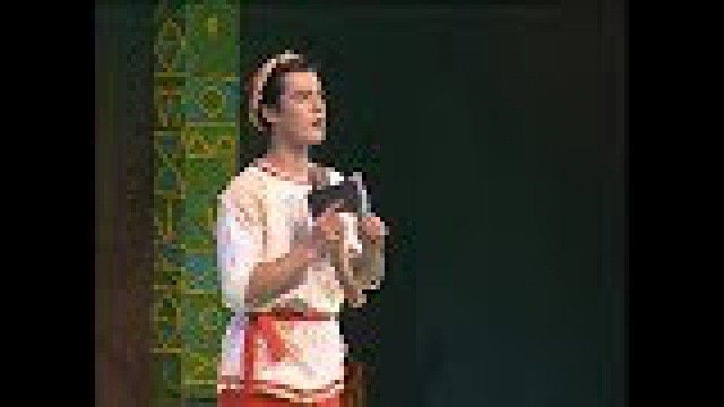 Онлайн-трансляция спектакля «Золотой топор»