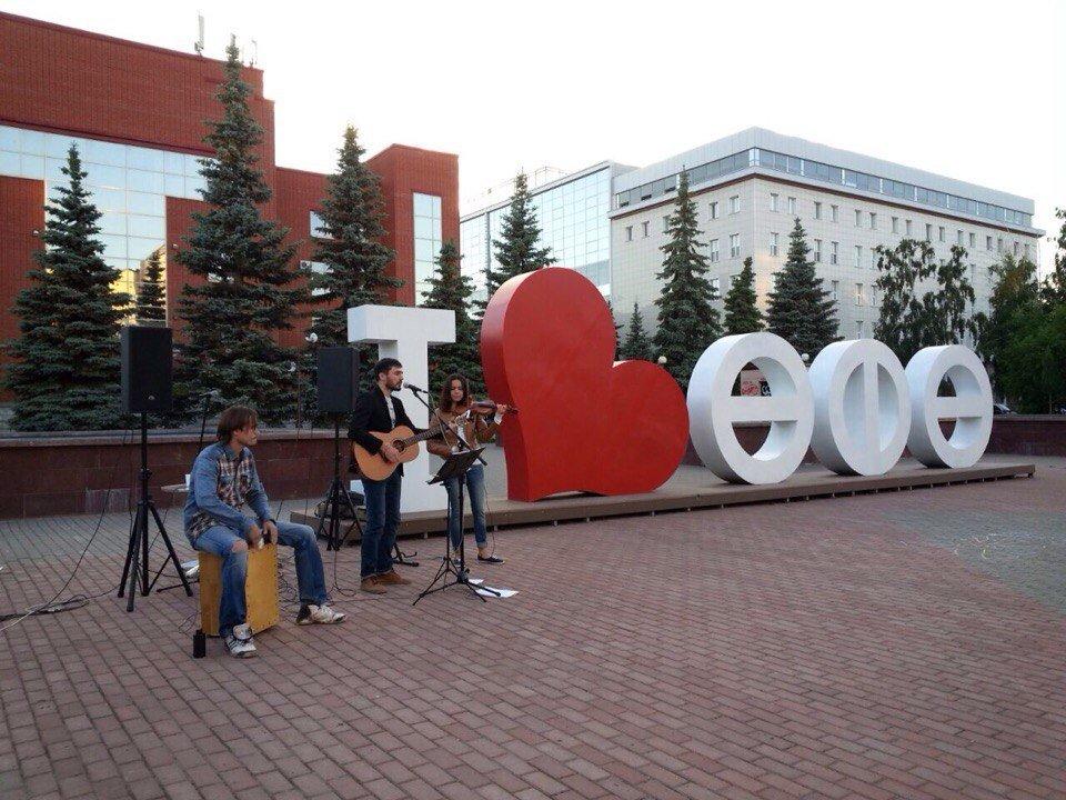 фото площади фонтанов баку