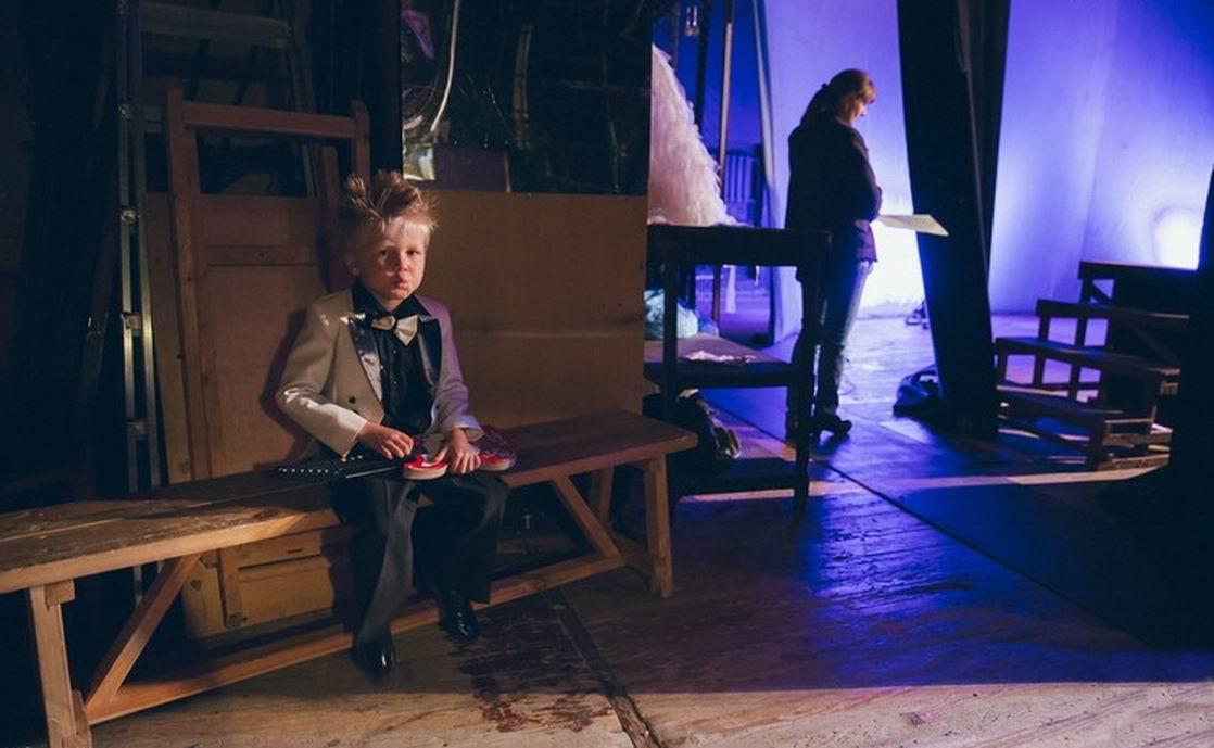 Акция «Театральная ночь— 2017» вУфе