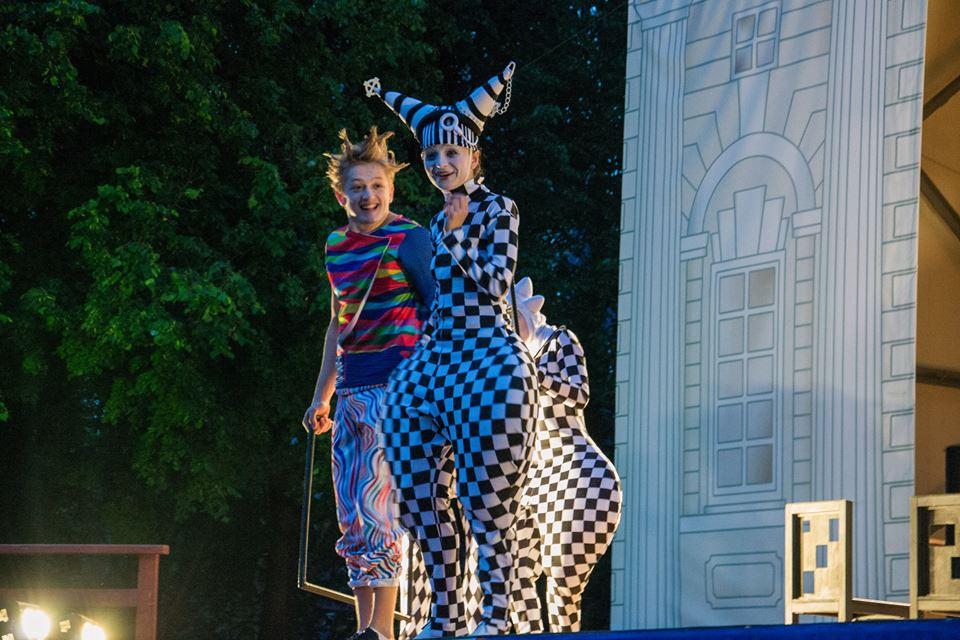 Фестиваль уличных театров «АРТ-Планета»