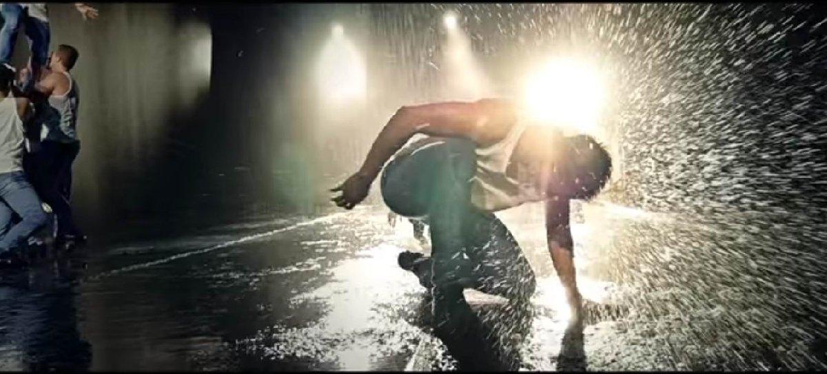 Шоу Санкт-Петербургского театра танца «Искушение»