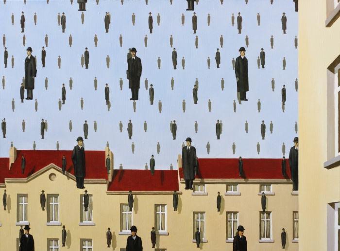 Выставка «Рене Магритт / Вероломство образов»