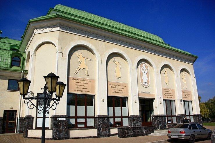 Концертный зал ГААНТ им. Ф.Гаскарова
