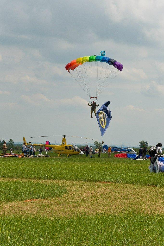 XII Всероссийский слёт любителей авиации «Открытое небо»— 2017