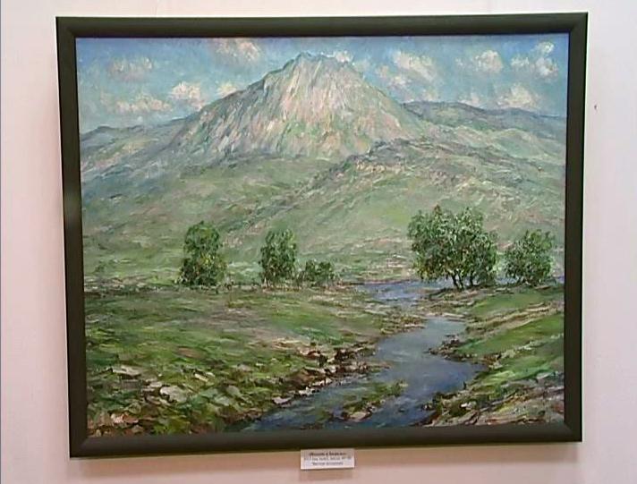 Персональная выставка «Григорий Загвоздкин»