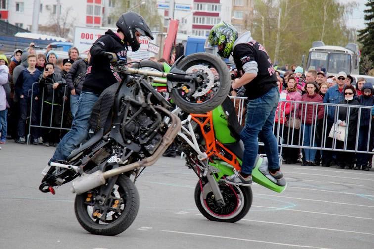 Байкер-слет Terra Bashkiria Harley Fest