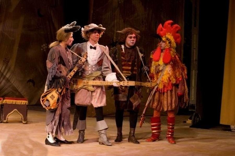 Новогодние детские представления вТеатре оперы ибалета