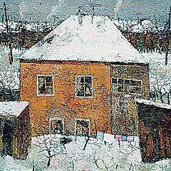 Выставка произведений М.И. Давлетбаева