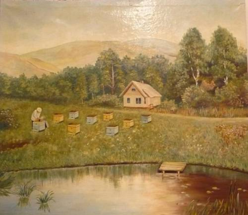 Выставка художников Ю. Куклиной иА. Ванзина «Впечатление времени вкрасках»