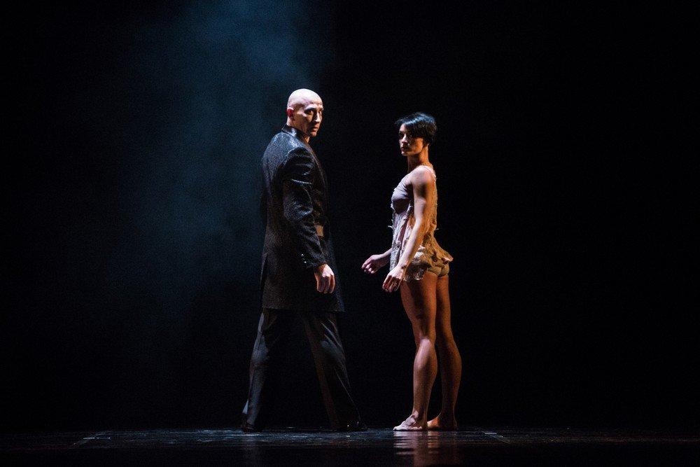 Вечер одноактных балетов «Глазами клоуна» и«Casting-off»