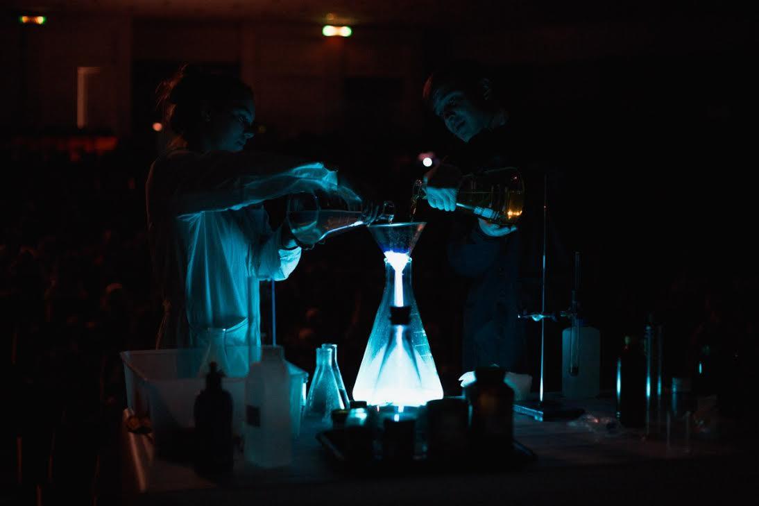 Шоу битва ученых— «Science Slam»