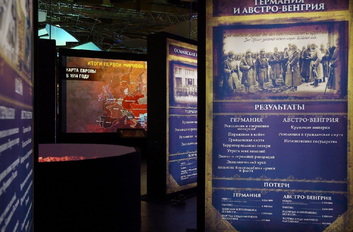 Мультимедийный исторический парк «Россия— Моя история»