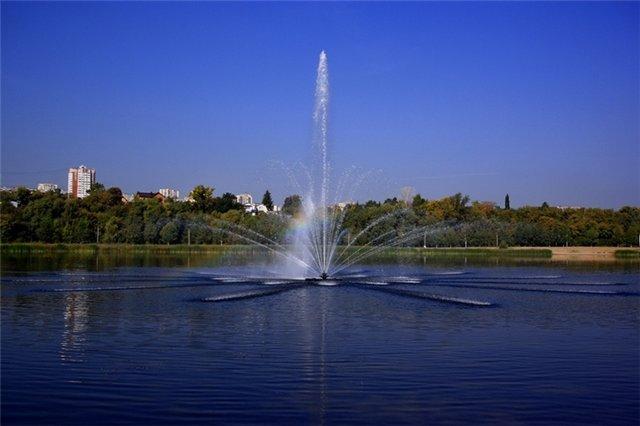 Парк культуры иотдыха «Кашкадан»