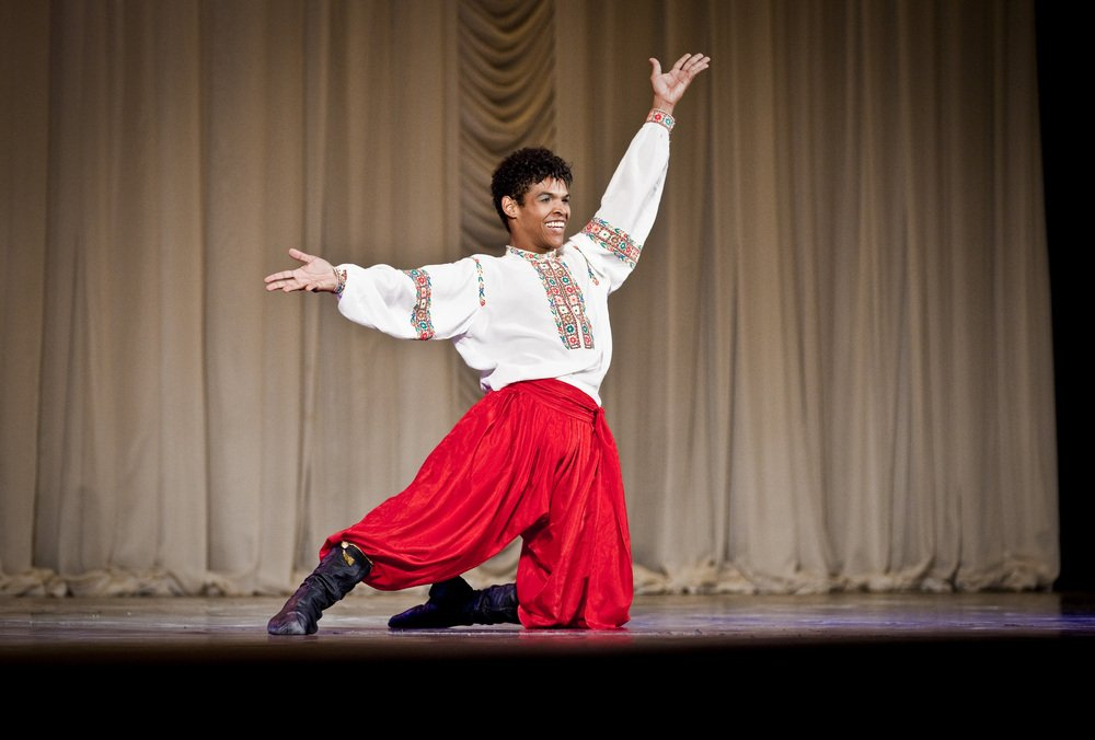 Творческий вечер Уильяма Педро ивиртуозы балета