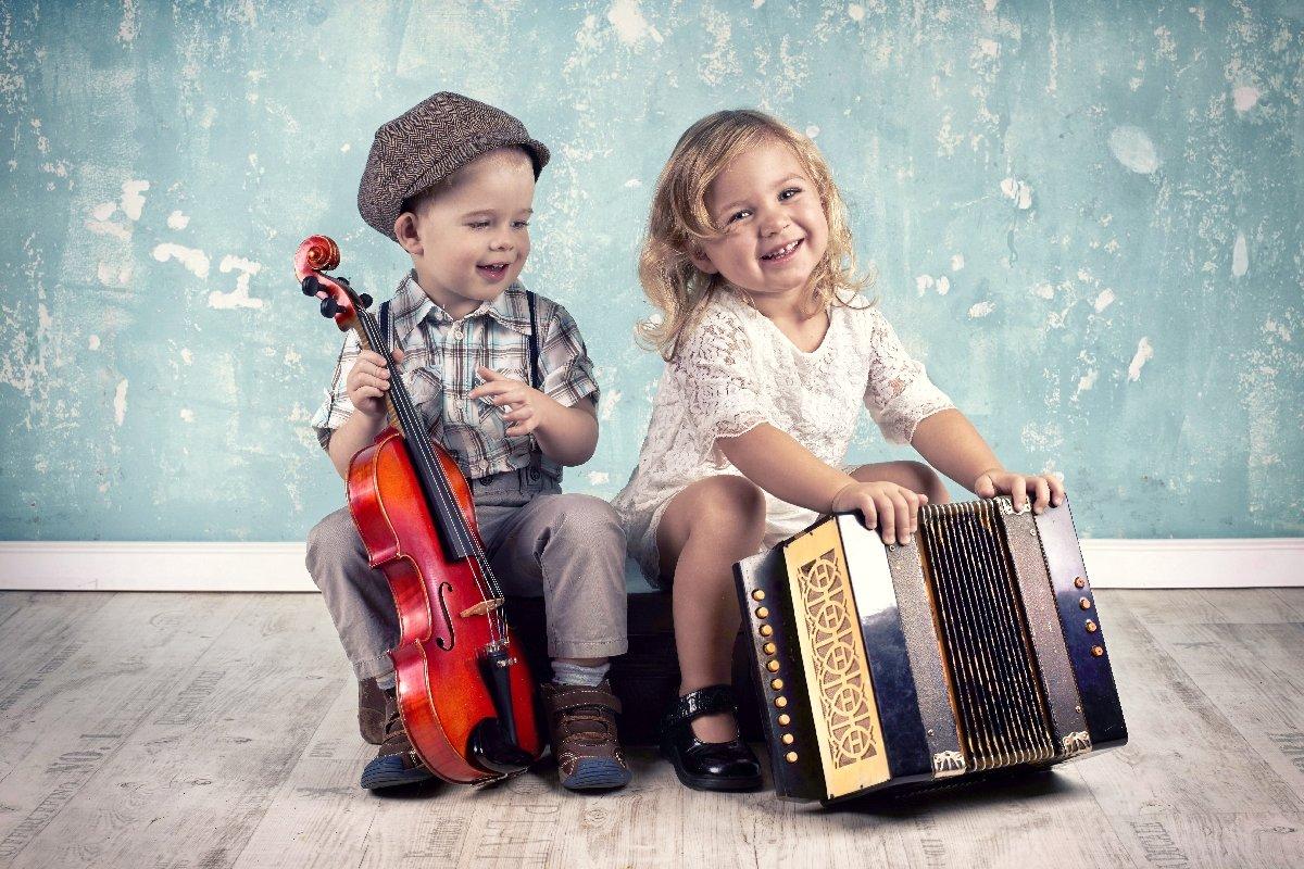 Счастливые родители– талантливые дети