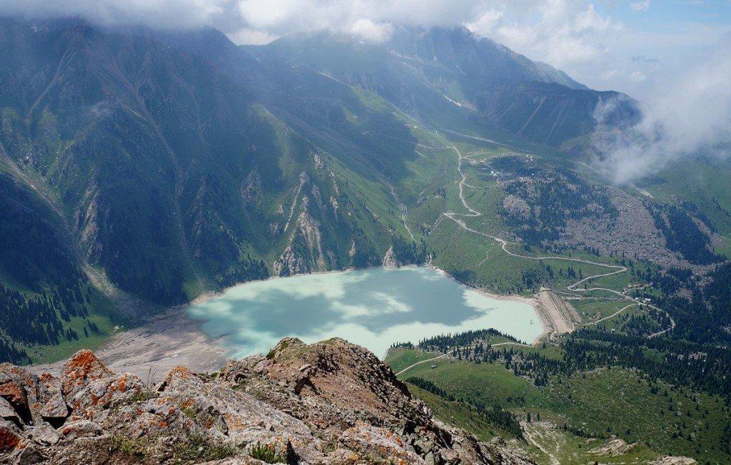 Тур поКазахстану игорам Тянь