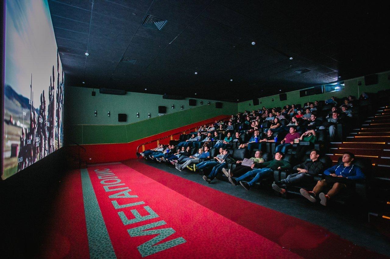 Кинотеатр «Мегаполис»