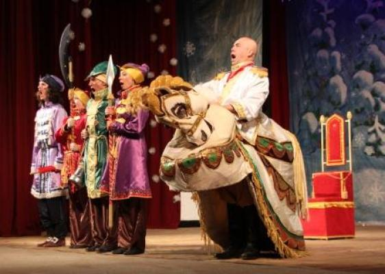 Концерты Оренбургского государственного хора